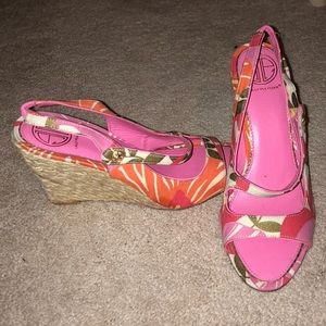 Lily Pulitzer Via Palm Beach Wedges